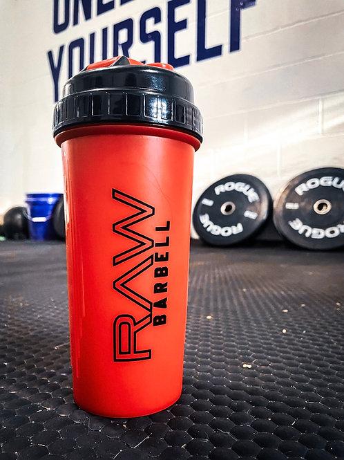 RAW Barbell Shaker