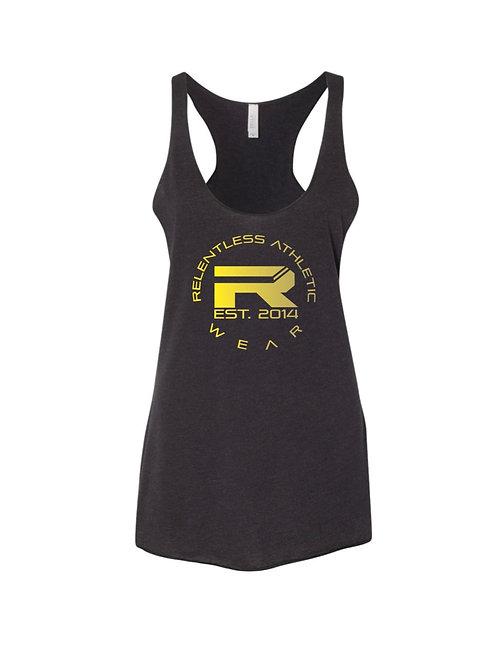 RL Racerback - METALLIC GOLD