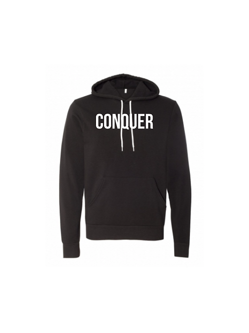 """""""CONQUER"""" Hoodie"""