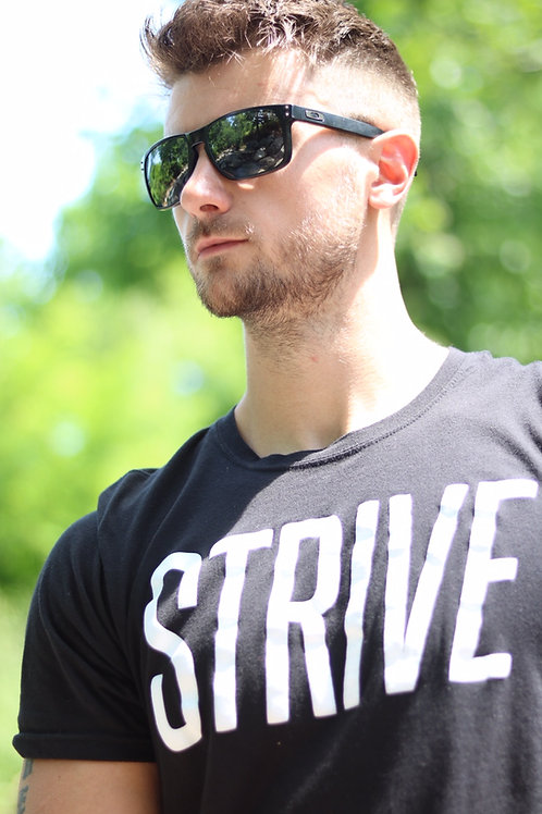 """Strive"" Fitted T."