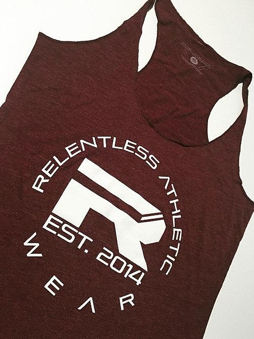 """Relentless Lifestyle"" Racerback"