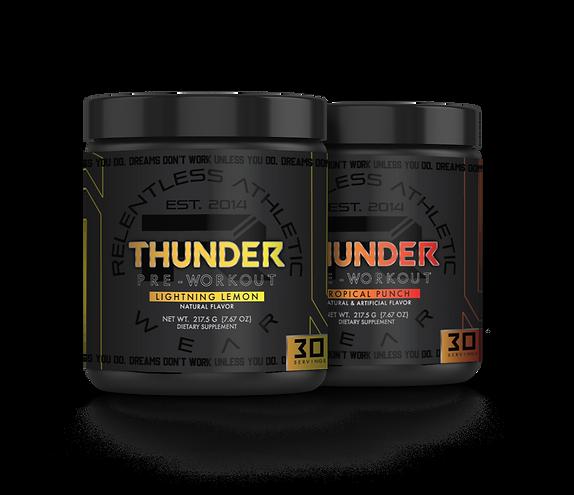THUNDER Pre Workout