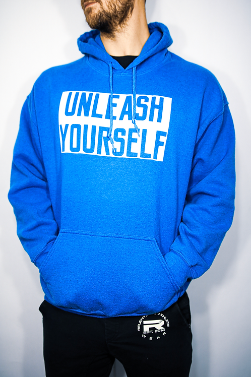 """Unleash Yourself"" Hoodie"