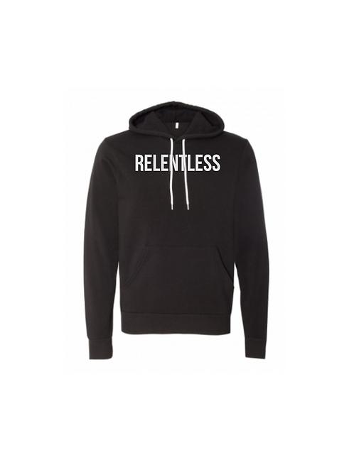 """""""RELENTLESS"""" Hoodie"""