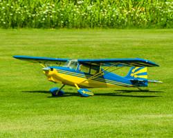 # - 410 - Blue & Yellow Decathlon