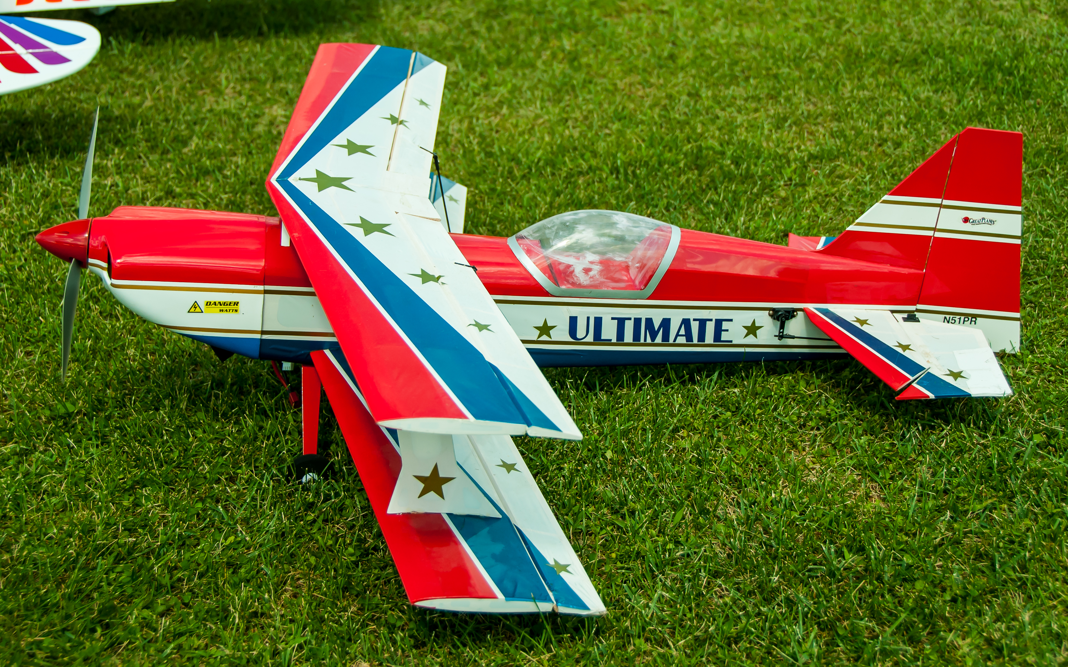# - 533 - Red, White & Blue Ultimate