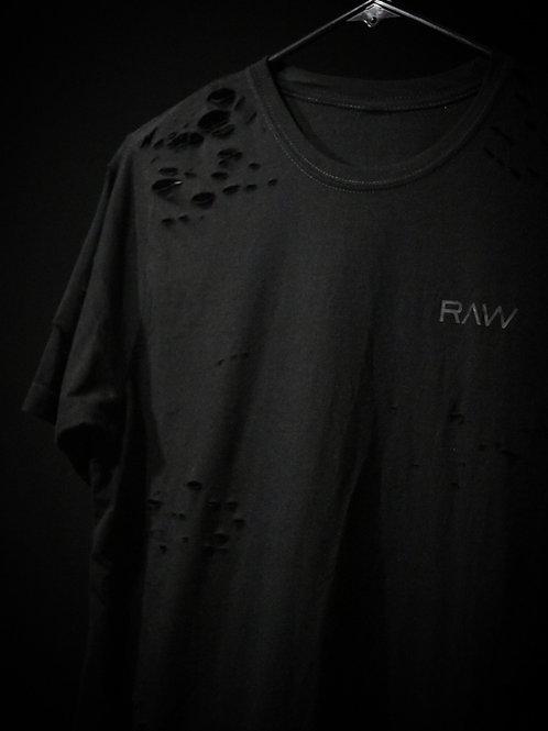 RAW Distressed T