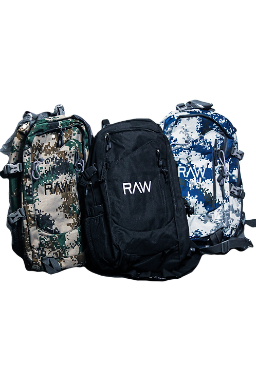 RAW Tactical BackPack