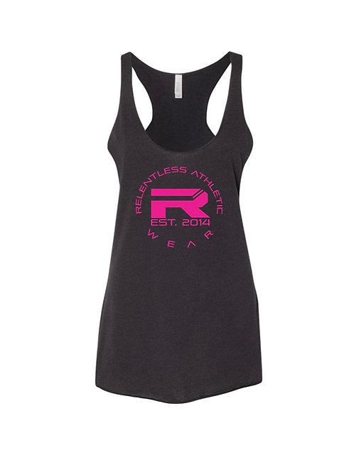 RL Racerback -  LASER PINK