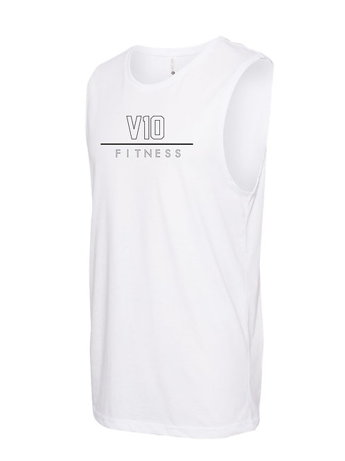 V10 FITNESS - Men's Sleeveless