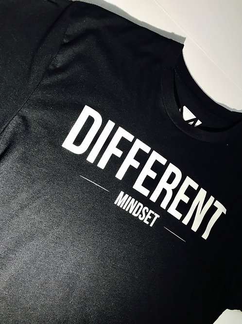 """DIFFERENT MINDSET"" Fitted T."