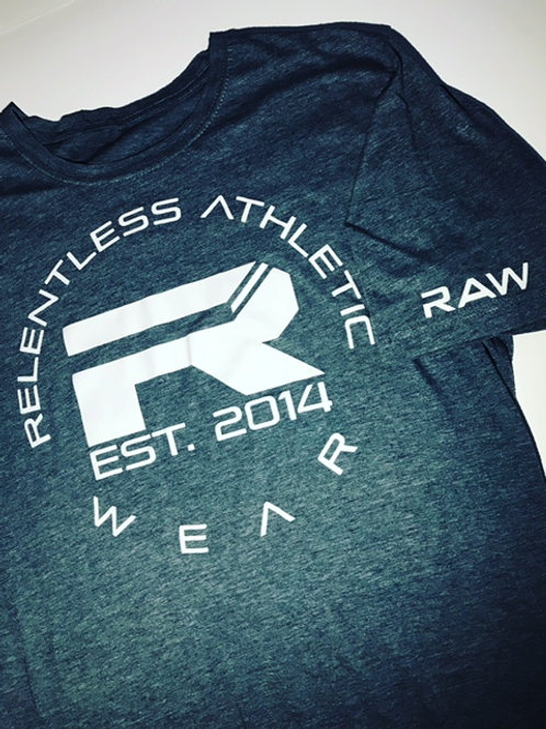 """""""Relentless Lifestyle"""" Fitted T"""
