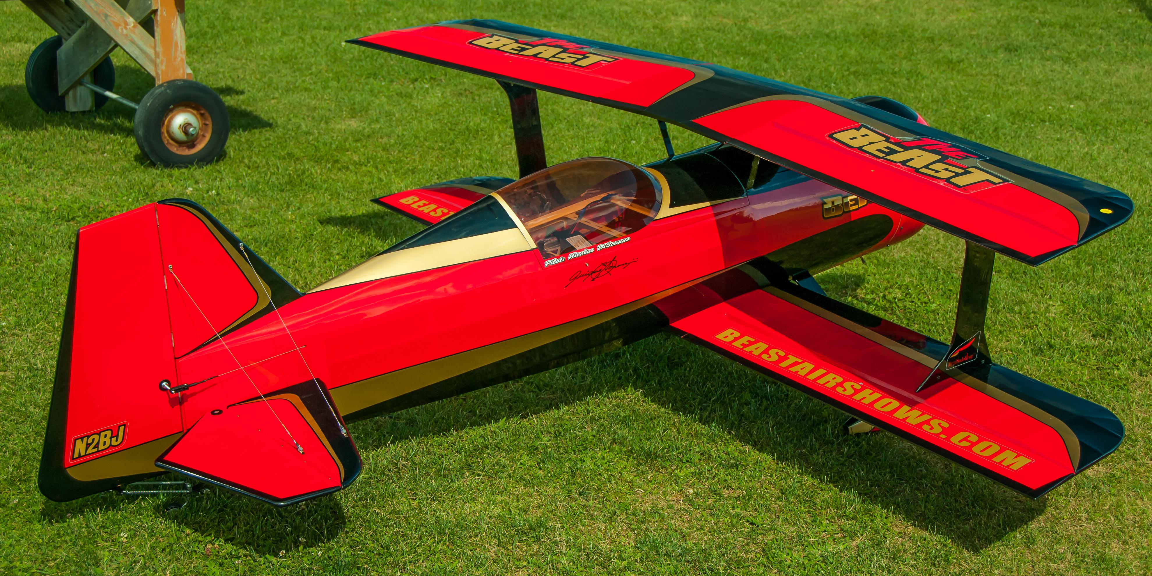 # - 199 - N2BJ - Red Beast