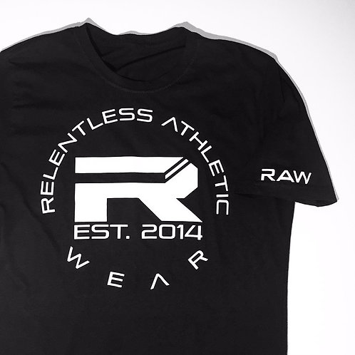 """Relentless Lifestyle"" Fitted T"