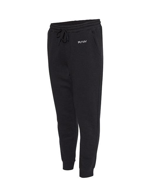 RAW Comfort Joggers - Black