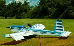 # - 601 - Blue & White - PH-VPI Pinokkio