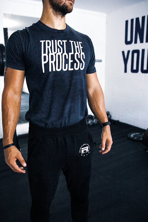 """""""Trust The Process"""" Fitted T."""
