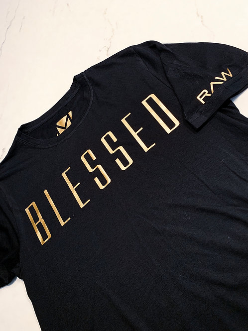 """""""BLESSED"""" Fitted T"""