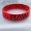 Thumbnail: RAW Wristband - Premium Red