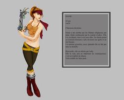DIANE - Character design