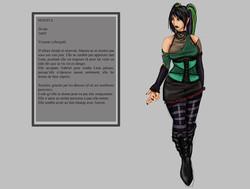 MAESTA - Character design