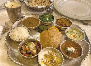 Brijrama Palace - Banarasi Thali