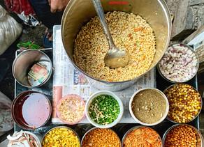 Jhal Muri - Bhuleshwar Market