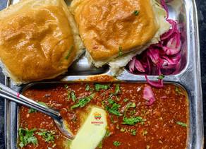 Pav Bhaji / पाव भाजी