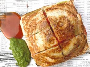 Mumbai Toast Sandwich