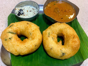 The South Indian Breakfast Feast