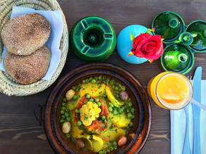 Food stories from Morocco