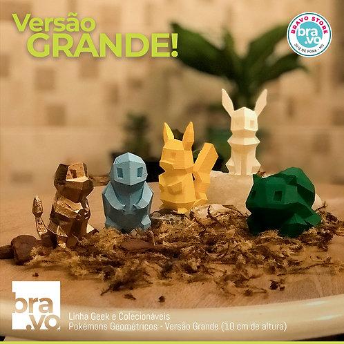 COMBO - Pokémons (04 unidades)
