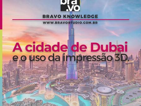 A Impressão 3D em Dubai.