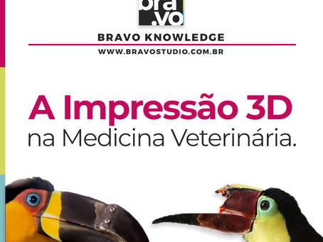 A Impressão 3D na Medicina Veterinária