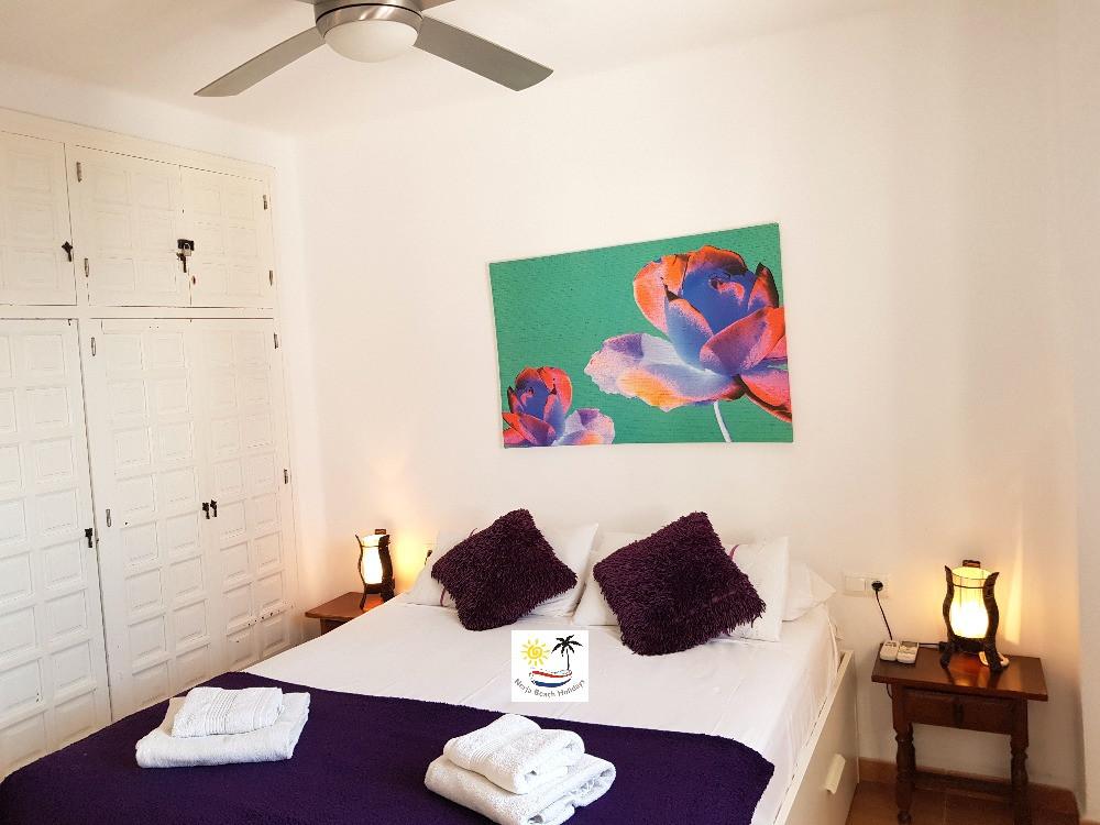 Capistrano Playa 708 - Master Bedroom