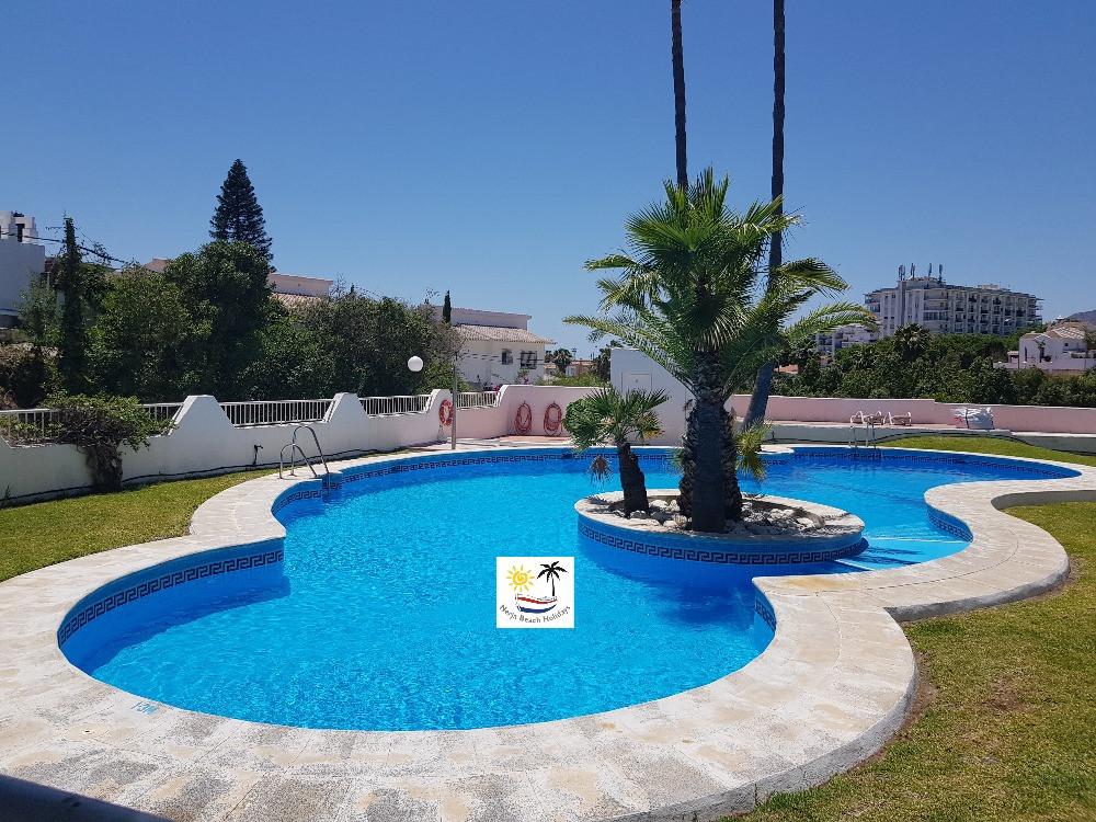 Paraiso Blanco 34 - Communal Pool