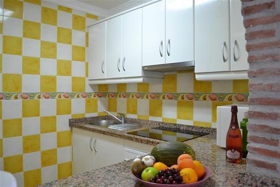 Capistrano Playa 304 Kitchen