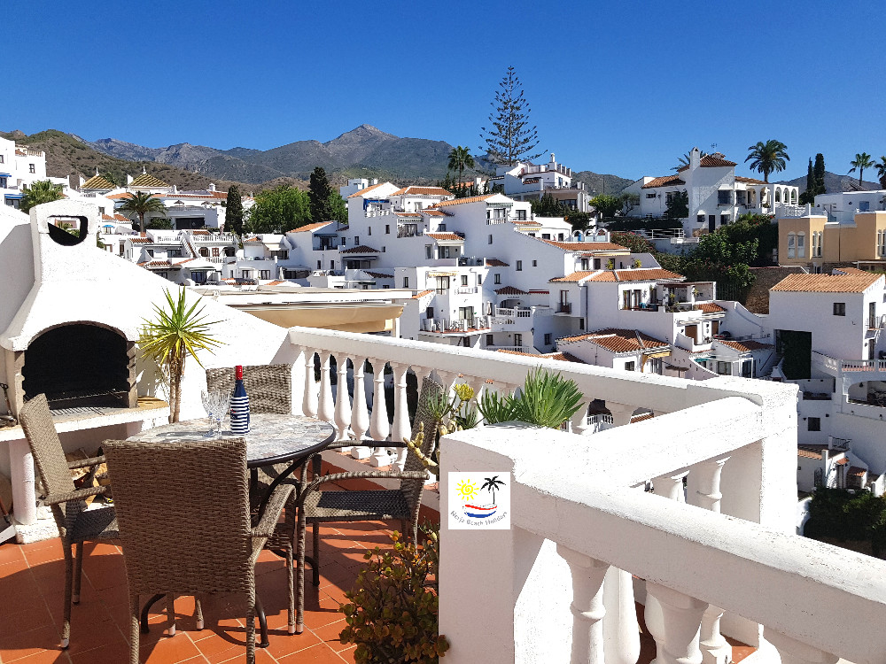 Capistrano Playa 503 Terrace with mountain view