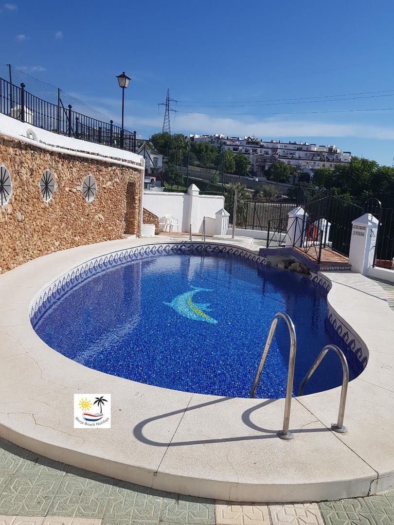 Villa Bouganvilla - Children pool