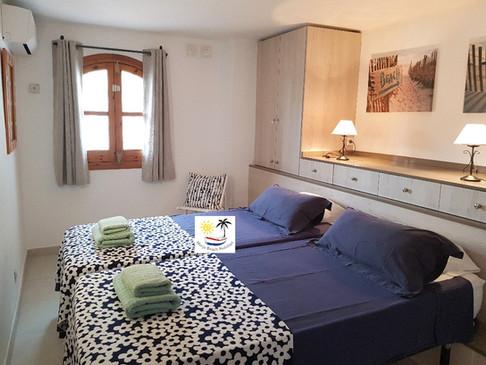 Capistrano Playa 200 - Bedroom