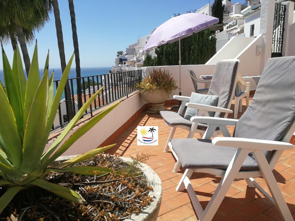 Capistrano Playa 114 - Terrace