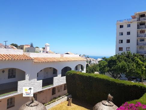 Verano Azul 32 Bis - View from the entrance door