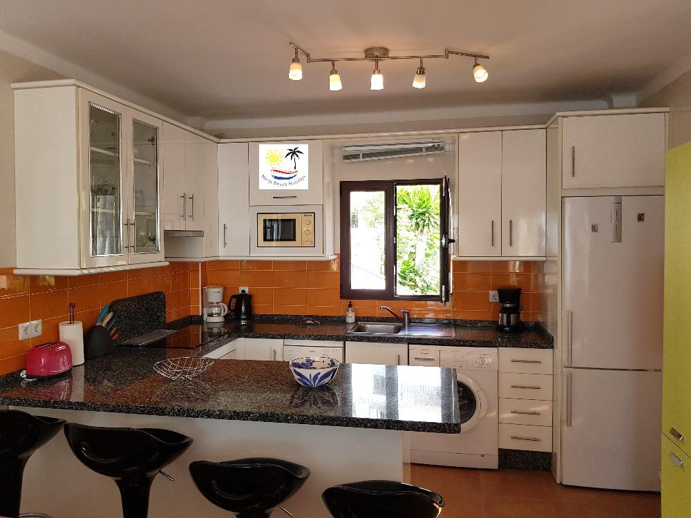 Capistrano Playa 708 - Kitchen