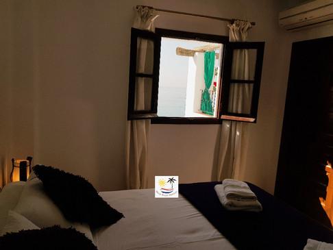 Capistrano Playa 708 - Master bedroom with Sea View