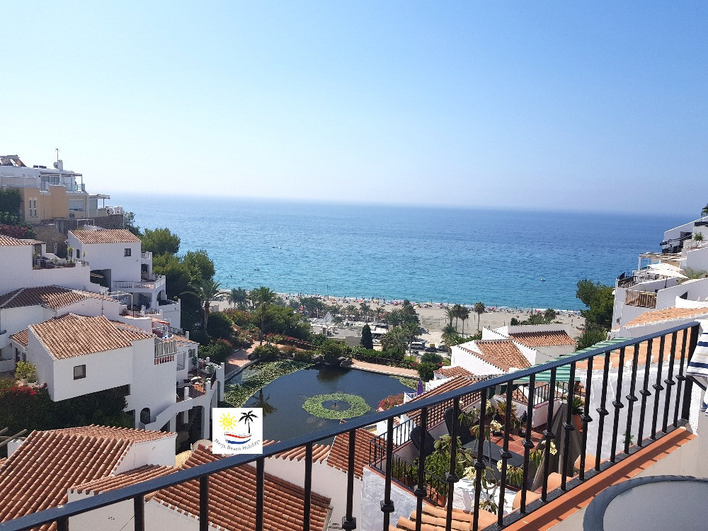 Capistrano Playa 509 - Sea view from the terrace