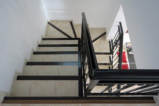 Pueblo Los Arcos - Stairs