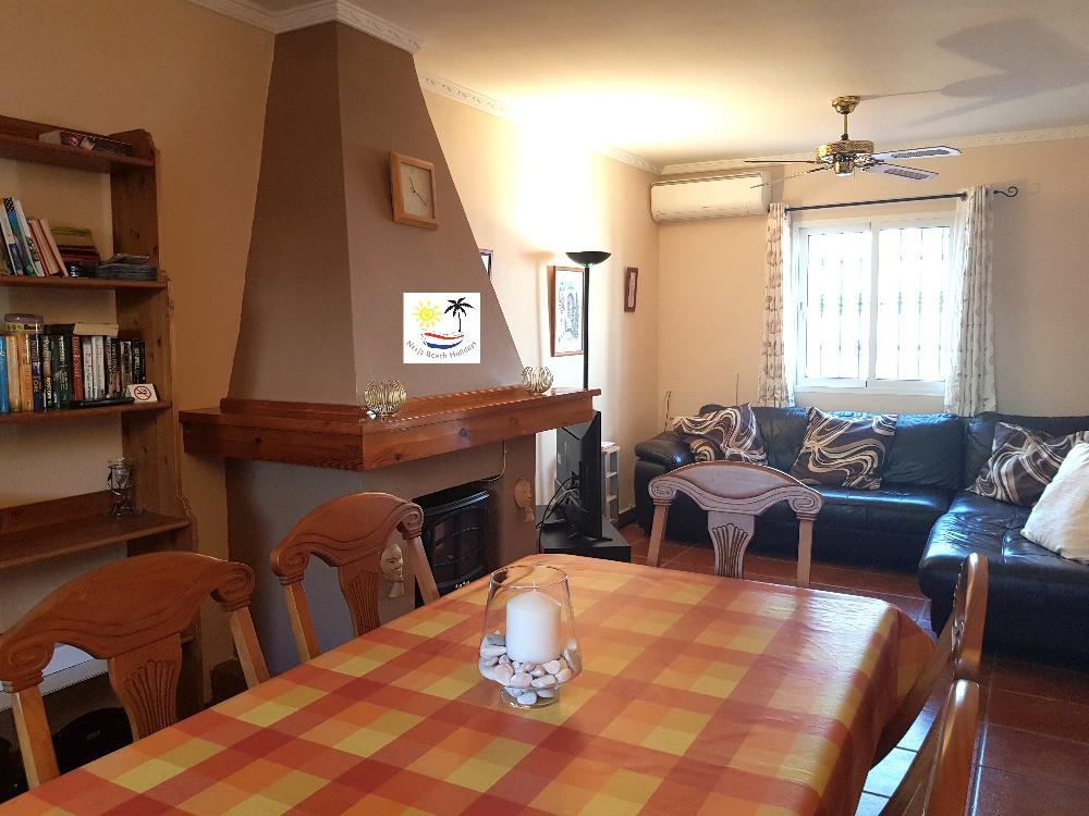 Villa Bouganvilla - Living room