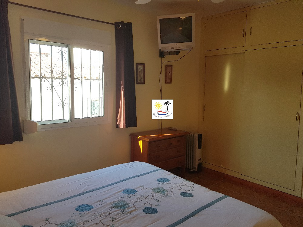 Villa Bouganvilla - Double bedroom