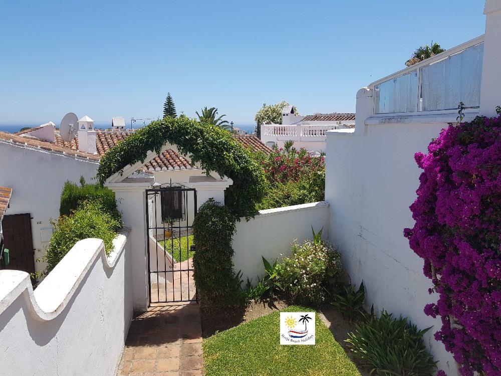Tetuan 6 - Private garden