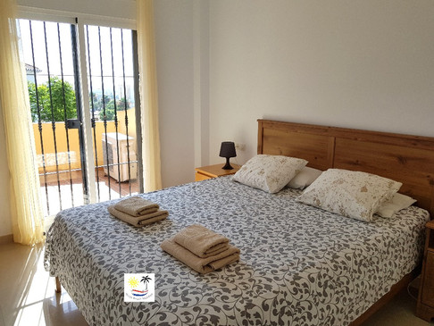 El Olivar - Master bedroom